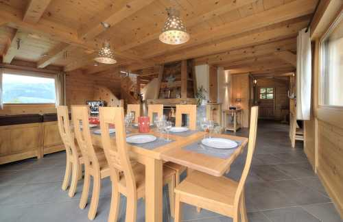 Chalet individuel MEGEVE  -  ref 126215 (picture 3)